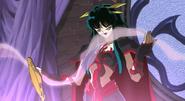 Kaguya with the Celestial Robe
