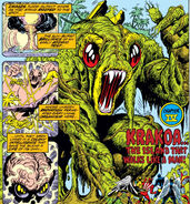 Krakoa (Earth-616) from Giant-Size X-Men Vol 1 1 0001