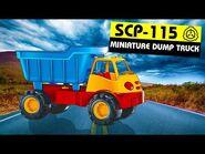 SCP-115 - Miniature Dump Truck (SCP Orientation)-2