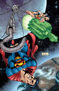 Supernatural Strength by JLA