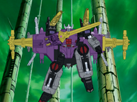 TFE Galvatron Energon Sword