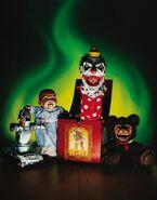 The Demonic Toys