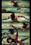 Elektra's Reflexes