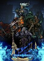 Four HorseMen Darksiders