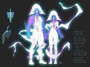 Sharra and K'ythri (Marvel Comics)