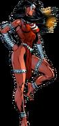 Silverclaw Maria de Guadalupe Santiago (Earth-616)