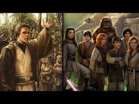 How Luke's Jedi Order Differed from the Old Jedi Order -Legends- - Star Wars Explained