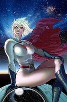Power Girl space