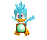 SA Model Birdie