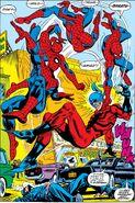 Supernatural Reflexes by Spider-Man