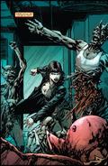 Vampirella Cuts Demon