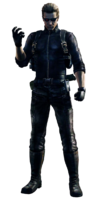 Resident Evil Series Albert Wesker