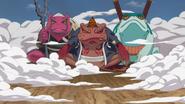 Toads Summoned Naruto