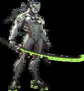 Genji Shimada (Overwatch)