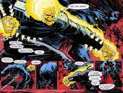 Ghost Rider Vs Blackheart