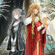 Isolde, Two Tales of the Noble Knights