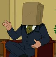 Langdon Cobb Futurama