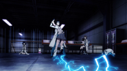 Mikoto's Lightning Speed