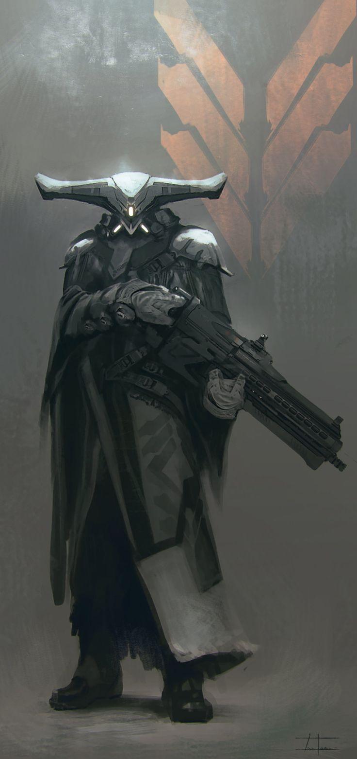 Cursed warrior 343/Drifter clan