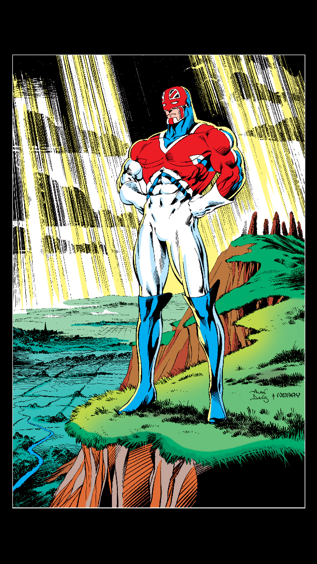 Hero/Otherworldly