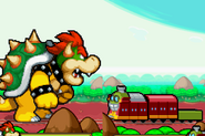 Giant Bowser BIS