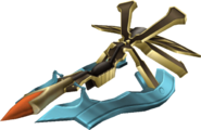 Keyblade Glider Terra Kingdom Hearts