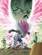 Melissa Gold - Songbird New Avengers Vol 4 13 Textless