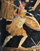 Achilles greco-roman myth