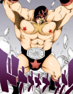 Mask's empowered form