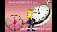 Bart Uses THE WORLD