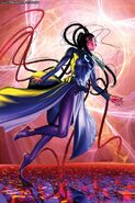 Izanami Randall Nightmask (Marvel Comics) red