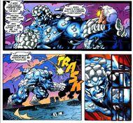 Marvel Comics Post vs Cable