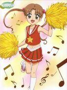 Mikan Sakura cheer
