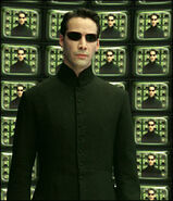 Neo the matrix