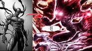 Akuma's Monster Form