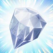 The Legendary Silver Crystal