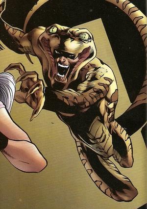 Venomous Fangs