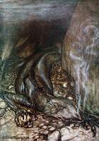 Fafnir norse mythology