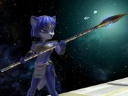 Krystal staff (Star Fox)
