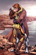Rogue kiss (Marvel Comics)
