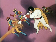 Space Ghost Beam
