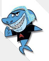 Transparent Bull Sharkowski