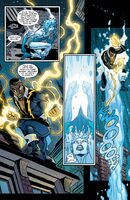 Elemental Combat by Black Lighting & Killer Frost