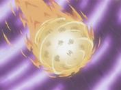 Jonouchi using Death Meteor