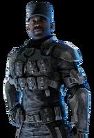 Sergeant Johnson (Halo)