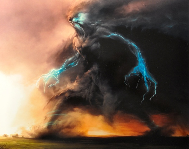 Storm Mimicry