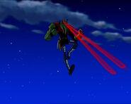 Vilgax flying