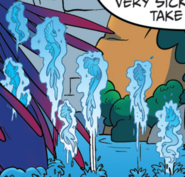 Comic issue 23 Water sprites