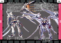 Infinite Stratos IS 1st Shift 2nd Shift