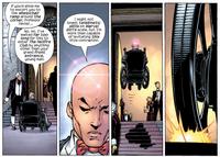 Professor X telekinetic